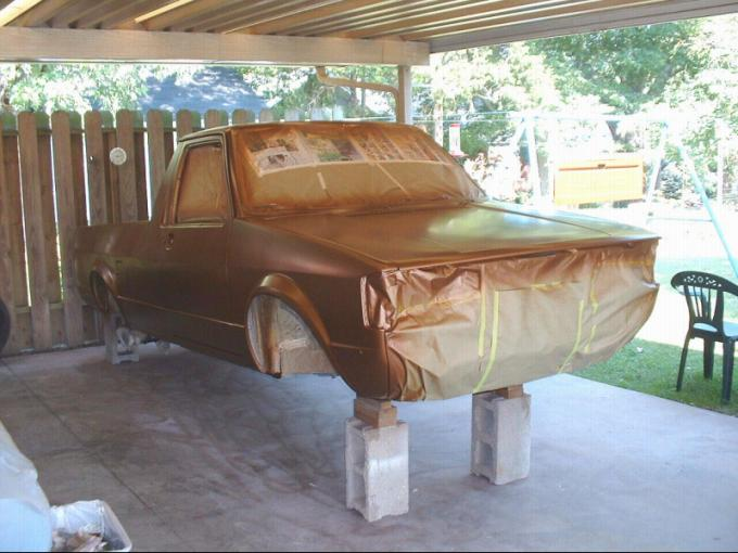 Car bodywork 101 lesson 5 painting how to library mx 5 miata world diy auto painting results solutioingenieria Gallery