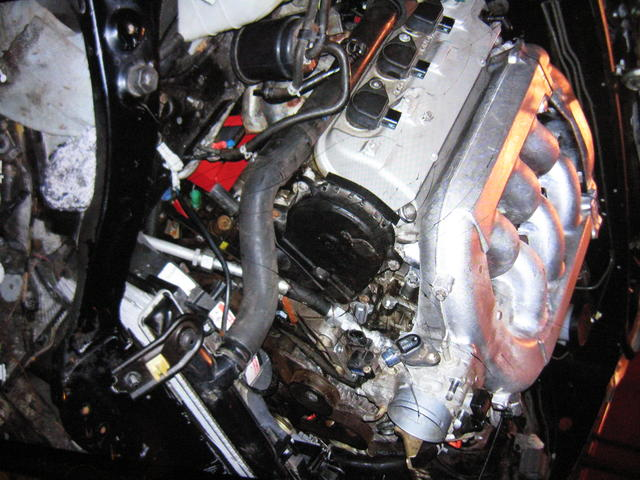 Honda J V6 engine swap : Performance Forum : MX-5 Miata