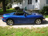 1999 Mazda MX 5 10th Anniversary