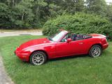 1994 Mazda MX 5 Classic Red Kent Howell