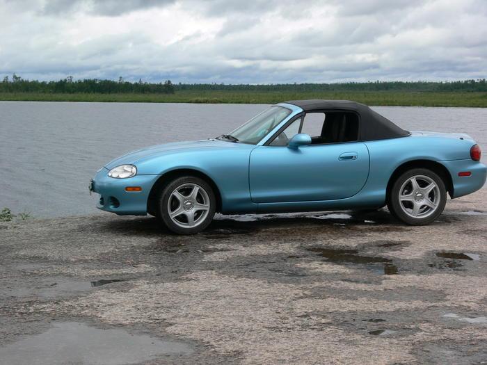 Registry: 2001 Mazda MX 5