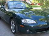 2001 Mazda Miata Special Edition British Racing Green Taylor Middleton