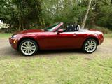 2006 Mazda MX 5 Copper Red Metallic Ric W