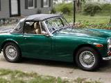 1973 MG Midget MkIII Metallic Jad Green Paul Tegler