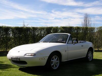 Registry: 1993 Mazda MX 5 NA