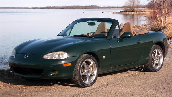 2001 Mazda Miata Special Edition (BUILDNO1682OF3000) : Registry : MX-5 Miata World