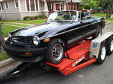 1979 MG MGB Limited Edition LE Black Lee Reed