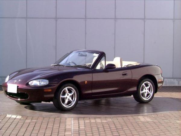 2000 Mazda Miata Special Edition Jm1nb3533y0147591 Registry Mx 5 World